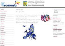 e-Romania, in iunie 2009