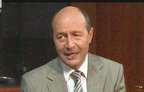 Traian Basescu vorbeste despre campionana Romaniei