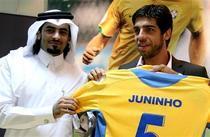Juninho la Al-Gharafa