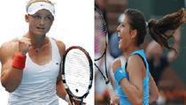 Samantha Stosur si Sorana Cirstea, adversare in sferturi la Roland Garros