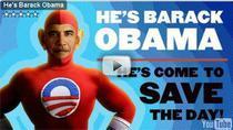 Barack 'Superman' Obama