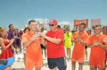 """""""Delfinii"""" au castigat trofeul de la Mangalia"""