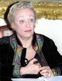 Marie-France Ionesco (64 de ani) acorda discreționar drepturile de autor