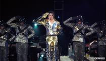 Fotogalerie: Michael Jackson in Romania