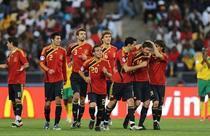 Spania, victorie mare cu Argentina