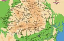 Harta CFR