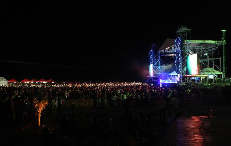 20 000 de spectatori la concertul Duffy