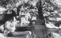 Imagine dintr-un spital de epoca din SUA
