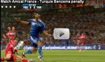 Benzema, decisiv pentru nationala Frantei