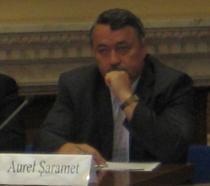 Aurel Saramet, conferinta 1 iulie