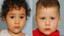 Cei doi copii au fost abandonati in 3 iulie