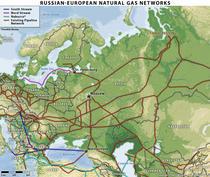 Proiectele de conducte de gaze din Europa