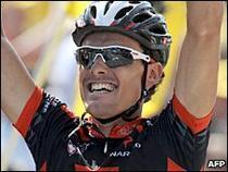 Luis Leon Sanchez, castigatorul etapei a opta