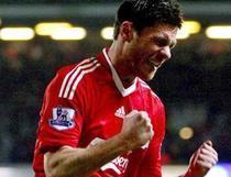 Xabi Alonso paraseste Liverpool pentru magia de pe Bernabeu.