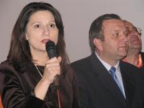 Sorina Placinta si Gheorghe Flutur