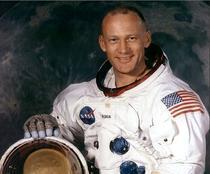 Edwin Aldrin, pilotul modulului lunar