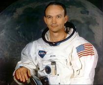 Michael Collins, pilotul modulului de comanda