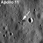 Locul aselenizarii misiunii Apollo 11