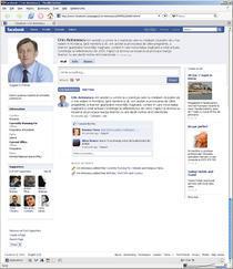 Crin Antonescu pe Facebook