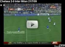 Inter - Chelsea 0-2, Chivu titular