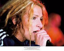 Sandra Nasic (Guano Apes)