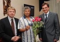 Munca lui Lucescu, apreciata in Ucraina.