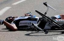 Jens Voigt, accidentat serios in Turul Frantei