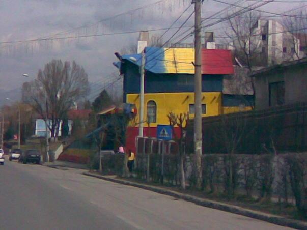 Casa romaneasca!!!