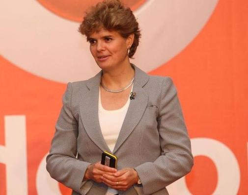 Liliana Solomon, CEO Vodafone Romania