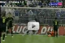 Milan joaca mai bine, dar Chelsea castiga