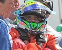 Felipe Massa vrea inapoi pe circuit