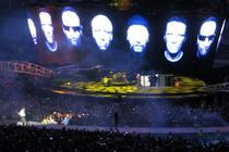 Concert U2 la Dublin