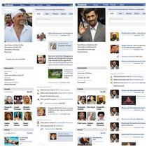 Paginile de Facebook ale liderilor mondiali