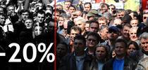 Basescu propune reducerea numarului de bugetari cu 20%