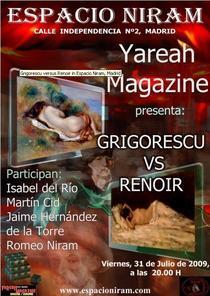 Grigorescu versus Renoir