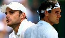 Federer - Roddick, marea finala de la Wimbledon