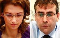 Alina Gorghiu si Marius Spinu