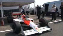 MP4-4, monopostul regretatului Ayrton Senna