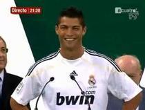 Aducerea lui Ronaldo, meritul lui Calderon