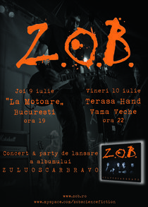 afis lansare ZOB