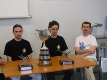 O echipa din Iasi a castigat o importanta competitie IT destinata studentilor