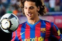 Ibrahimovic isi ridica in slavi noua echipa