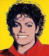 Michael, in viziunea lui Warhol