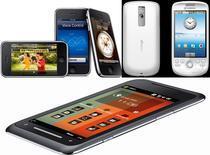 iPhone 3GS, HTC Magic si TG 01