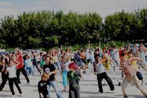 Fotogalerie: Tribut Michael Jackson in Bucuresti