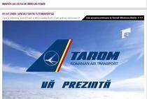 Compania de stat TAROM