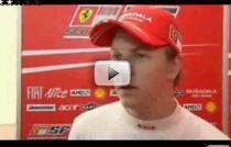 Kimi Raikkonen, o alta fata a pilotului Scuderiei