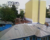 Petrecere pe acoperis