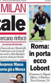Lobont, din nou in Serie A