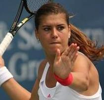Sorana Cirstea, meci greu cu Kuznetsova